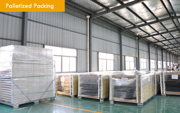 Palletized Packing