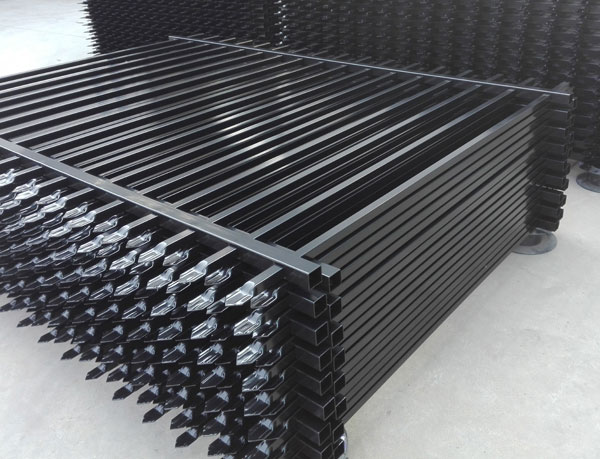 High Security Garrison Fence Panels