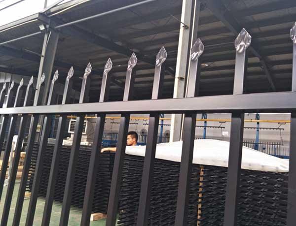 Heavy Duty Garrison Security Fence