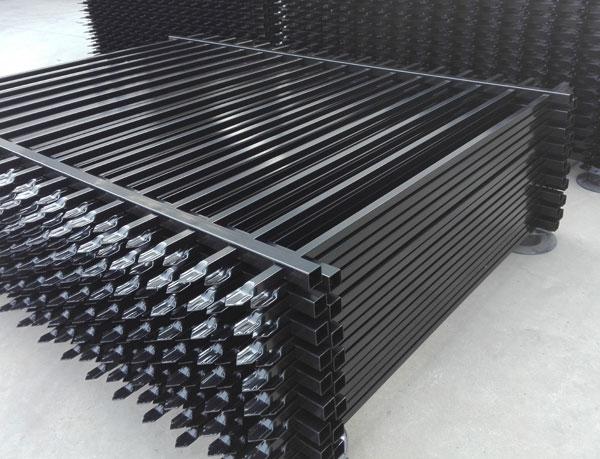 Garrison Fence Panels