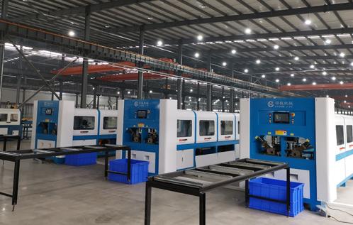 Automated Production Equipments